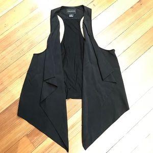 Club Monaco Knit / Woven Vest